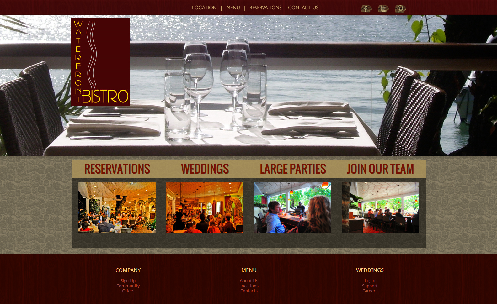 The Waterfront Bistro