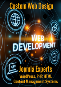 web development & design