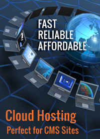 cloud hosting, dedicated servers
